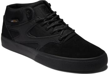 DC Kalis Vulc Mid WNT Men's Winter Shoes, UK 12 Black/Black/Black