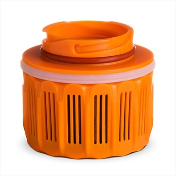 Grayl GeoPress Purifier Cartridge Replacement Filter Cartridge, Orange