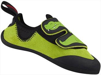 Red Chili Crocy II Kid's Rock Climbing Shoe, UK Kids 12-13 Green/Oasis