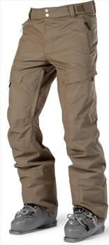 Wearcolour Tilt Snowboard/Ski Pants L Mud