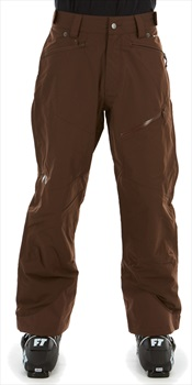 Flylow Snowman Insulated Ski/Snowboard Pants, L Bison