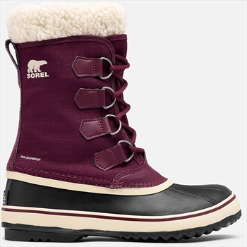 Sorel Winter Carnival Women's Snow Boots, UK 5 Epic Plum
