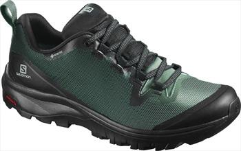 Salomon Vaya Gore-Tex Women's Hiking Shoe, UK 4 Balsam Green
