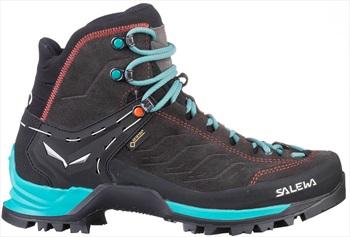 Salewa Mountain Trainer Mid GTX Women's Hiking Boot, UK 4 Black