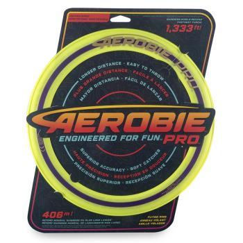 Aerobie Pro Ring, 13-inch (33 cm) Yellow