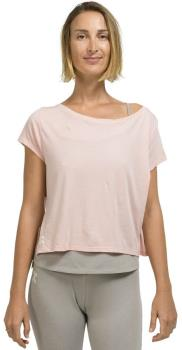 Oxbow Tipoli Women's Double Yoga T-shirt, UK 10 Nenuphar