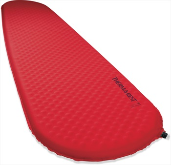 ThermaRest ProLite Plus Mattress Self Inflating Airbed, Large Cayenne