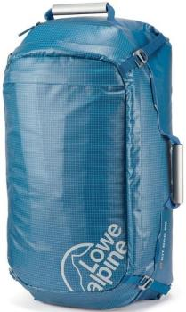 Lowe Alpine AT Kit Bag 60 Carry On Travel Duffel, 60L Atlantic Blue