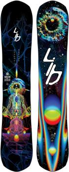 Lib Tech T.Rice Pro Horse Power Hybrid Snowboard, 161cm 2022