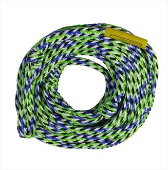 Jobe Bungee Impact Absorbing Tube Rope, 49ft   14.9m Green Blue 2021