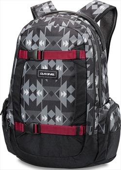 Dakine Women's Mission Snowboard Backpack, 25L Fireside II