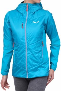 Salewa Womens Ortles Hybrid Tirolwool Women's Insulated Jacket, Uk 12 Ocean