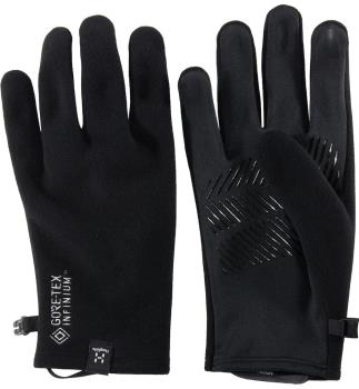 Haglofs Bow Gore-Tex Gloves, 8 True Black