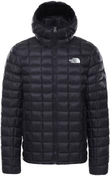The North Face Thermoball Eco Super Insulated Hiking Jacket, L Black