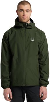 Haglofs Betula Men's Waterproof Gore-Tex® Jacket, L Seaweed Green