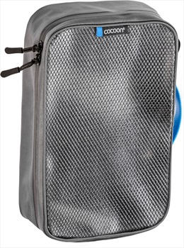 Cocoon Packing Cube With Net Top Travel Organiser, 4L Black