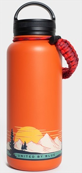 United By Blue Sun Mountain Vacuum Insulated Water Bottle
