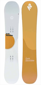 K2 Cold Shoulder Cambered Women's Snowboard, 147cm 2020