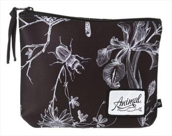 Animal Keila Travel Wash Bag, One Size Black