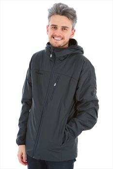 Mammut Runbold Advanced IN Insulated Hooded Jacket, L Graphite