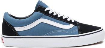 Vans Old Skool Skate Trainers/Shoes, UK 4 Navy