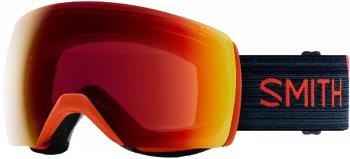 Smith Adult Unisex Skyline Xl Red Rock, Cp Sun Red Snowboard/Ski Goggles, M/L