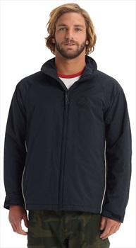 Burton Brento Waterproof Full-Zip Jacket, M True Black