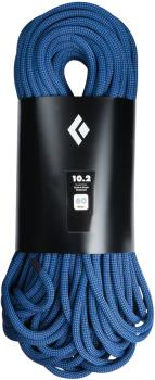 Black Diamond 10.2 Rock Climbing Rope, 60m Tri Blue