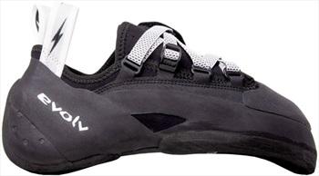 Evolv Phantom Rock Climbing Shoe, UK 7.5 | EU 41.5 Black