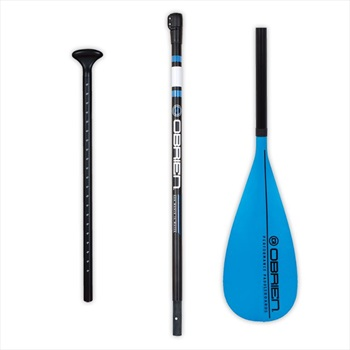O'Brien Adventure Travel SUP Paddle, 3 Piece Blue 2021