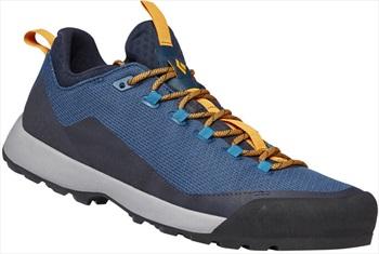 Black Diamond Mission LT Approach Shoes, UK 11.5 Eclipse Blue/Amber