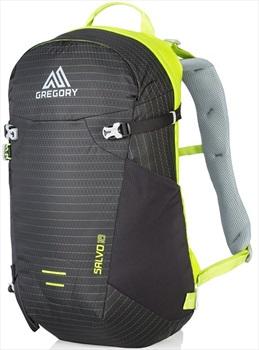 Gregory Salvo 18 Hiking Backpack, 18L Black/Green