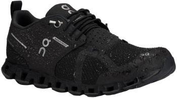 On Cloud Waterproof Women's Running Shoes, UK 5.5 Black/Lunar