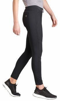 "Kuhl Weekender Tight Women's Leggings, 29"", M Black"
