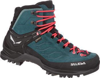 Salewa Womens Mountain Trainer Mid Gtx Women's Hiking Boot, Uk 7.5 Atlantic