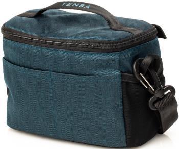 Tenba Bring Your Own Bag 7 Camera Backpack Insert/Shoulder Bag, Blue