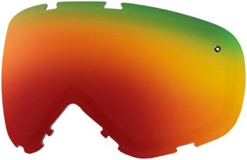 Smith Cadence Ski/Snowboard Goggles Spare Lens Red Sol-X