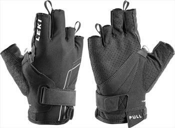 Leki Nordic Breeze Shark Short Nordic & Trekking Pole Gloves, XL