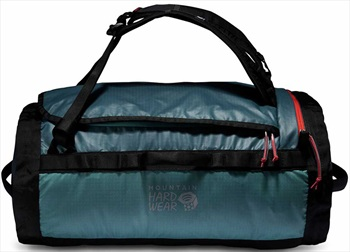 Mountain Hardwear Camp 4 Duffel Travel Bag, 45L Washed Turquoise