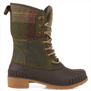 Kamik Sienna 2 Women's Winter Boots, UK 5 Khaki