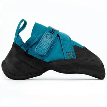 So iLL Free Range Pro Rock Climbing Shoe, UK 8.5   EU 42.5 Blue/Black