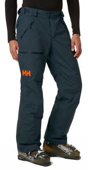 Helly Hansen Sogn Cargo Pants Ski/Snowboard Salopettes XXL Slate