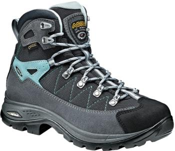 Asolo Finder GV Gore-tex Women's Hiking Boots, UK 7 Grey/Pool Side