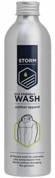 Storm Care Clothing Wash Technical Outerwear Cleaner, 225ml Silver