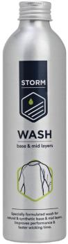 Storm Care Base & Midlayer Wash Technical Clothing Cleaner, 225ml