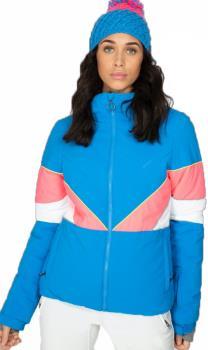 Protest Babe Women's Ski/Snowboard Jacket, M / UK 10 Blue Mind