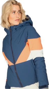 Protest Babe Women's Ski/Snowboard Jacket, M / UK 10 Atlantic