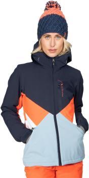 Protest Kelis Women's Ski/Snowboard Jacket, S / UK 8 Space Blue