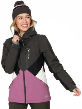 Protest Kelis Women's Ski/Snowboard Jacket, S / UK 8 Swamped