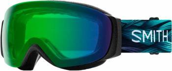Smith I/O MAG S Green Mirror Snowboard/Ski Goggles, S/M Adele Renault